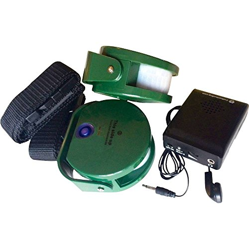 InnovAdvance HA2SV Jagd Alarm 2-Sensor Vibration