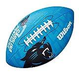 Wilson NFL Junior Team - Balón de fútbol (Carolina Panthers)