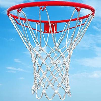 Amazon - 50% Off on Basketball Net Outdoor,Professional Heavy Duty Basketball Net