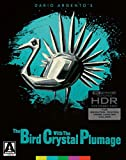 The Bird With The Crystal Plumage [UHD Limited Edition] [Blu-ray]