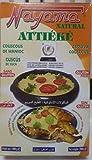 Nayama Attieke – Sin gluten – Cuscús de yuca 500 gramos (17.4 oz)