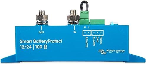 Victron Energy BPR110022000 Deep-Cycle-Batterien & Zubehör Smart BatteryProtect 100A 12V 24V