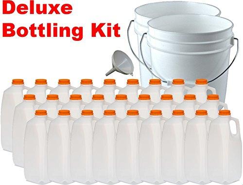 Bottling Kit for Home Brewing (Deluxe Kit)