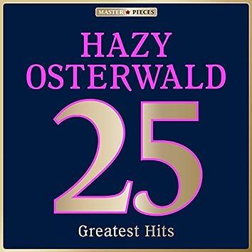 Masterpieces Presents Hazy Osterwald: 25 Greatest Hits