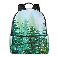 山の木 リュック バックパックリュックサック メンズ レディース ファッション PCバッグ ビジネスリュック レジャーバッグ 旅行カバン 大容量 多機能