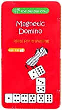 Magnetic Travel Dominoes Game - Car Games , Airplane Games and Quiet Games