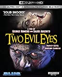 Two Evil Eyes [4K Ultra HD + Special Features Blu-ray]