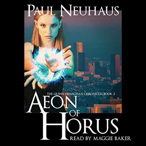 Aeon of Horus audiobook cover art