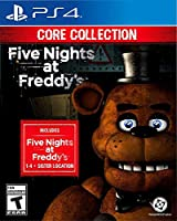 Five Nights at Freddy's: the