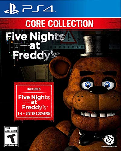 Five Nights at Freddy's: the Core Collection (PS4) - PlayStation 4