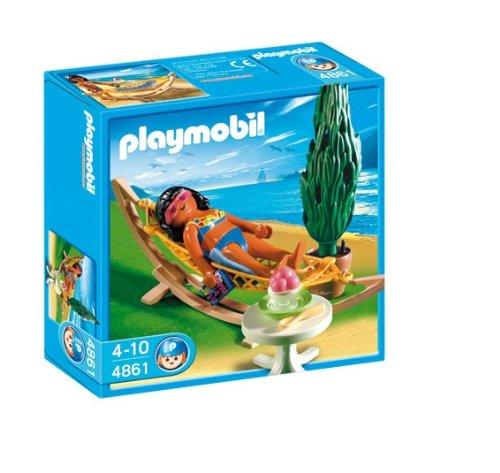 PLAYMOBIL® 4861 - Frau in Hängematte