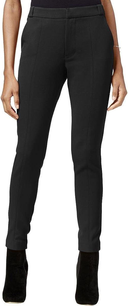 Rachel Roy Womens Solid Casual Trouser Pants