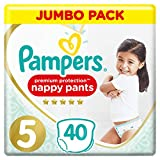Pampers Premium Protection Pants Größe 5