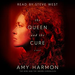The Queen and the Cure audiobook cover art