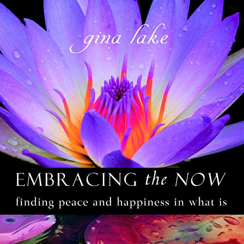 Embracing the Now Audiobook By Gina Lake cover art