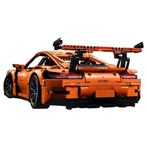 LEGO Technic Porsche 911 GT3 RS (2,704 Pieces)