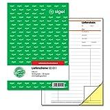 Sigel Formularbuch - Libro de registro con formularios A5...