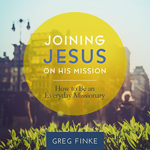 Joining Jesus on His Mission audiobook cover art