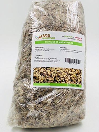 MGI - Sustrato vegetal para cultivos fuera del sol (350 g)