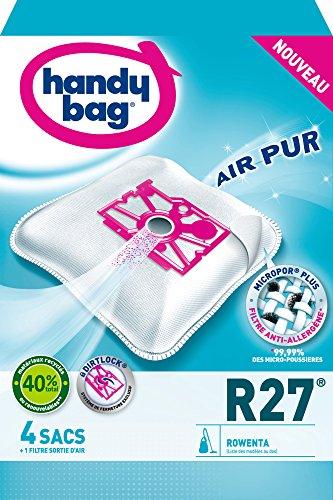 Handy Bag R27 Staubsaugerbeutel für Rowenta Dymbo