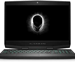 """Alienware M15 15.6"""" Gaming Notebook - 1920 x 1080 - Core i7 i7-8750H - 16 GB RAM - 512 GB SSD - 1 TB HHD - Epic Silver - W..."""