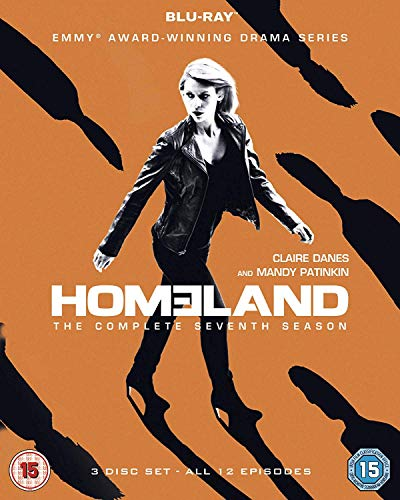 Homeland Season 7 BD [Blu-ray] [UK Import]