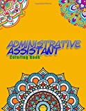 Administrative Assistant Coloring...image