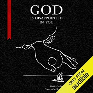 God Is Disappointed in You cover art