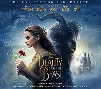 Walt Disney s  Beauty and the Beast [2017 Limited Deluxe 2CD] - European Edition
