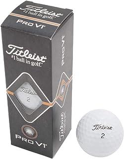 タイトリスト(タイトリスト) PRO V1 19 ゴルフボール 3球入り ローナンバー T2026S-3PJ