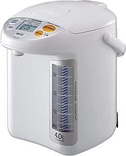Zojirushi CD-LFC50 Micom Water Boiler and Warmer, 169 oz/5.0 L, White