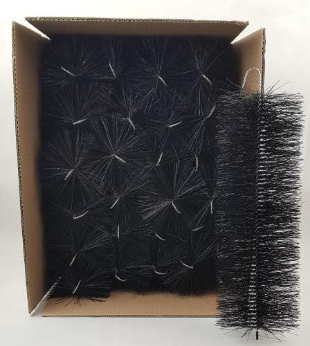 Pondlife 24 Stück Filterbürsten, für Ihren Teichfilter und Koi Teich Filter (70x15 cm)