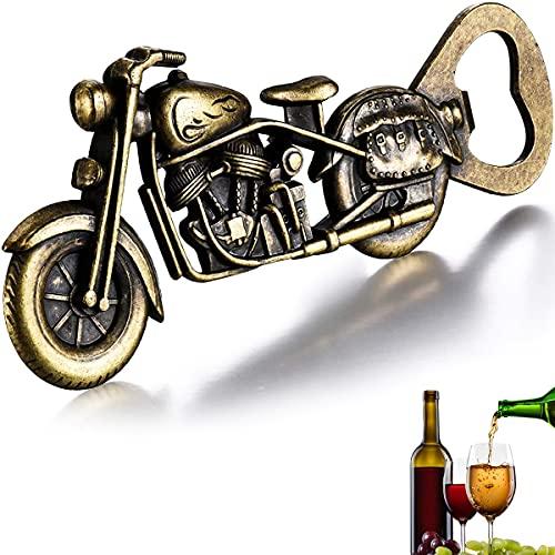 Miotlsy Regalos De Cerveza De Motocicleta Abrebotellas De Aleación Abrebotellas Moto Vintage Abrebotellas De Cerveza Portátil Abrebotellas De Motocicleta