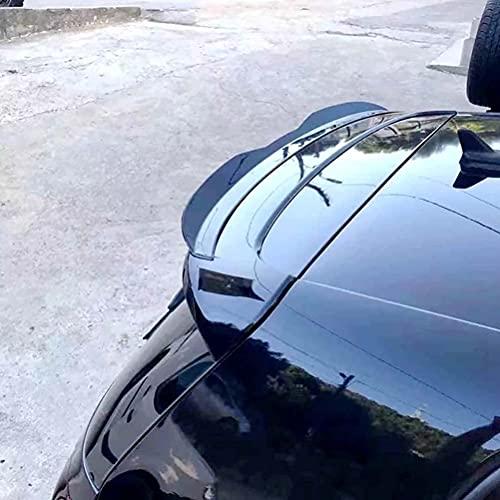 Coche ABS Alerón trasero para Volkswagen VW Golf 6 7 MK6 MK7 GTI R Line Hatchback 2010 2011 2012 2014-2019, Accesorios de Modificación del Alerón del Maletero Duradero