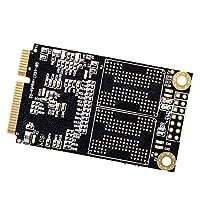 TISHITA 128GB内蔵mSATAソリッドステートドライブミニSata SSDディスク1.8インチノートパソコン用 - 60GB
