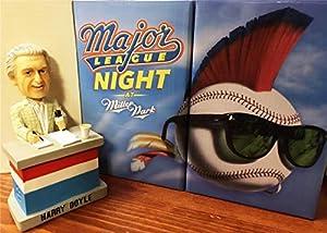 Brewers Bob Uecker as Harry Doyle Major League Movie Stadium Promo Bobblehead SGA