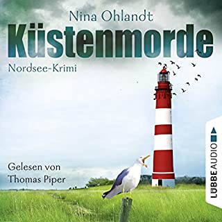 Küstenmorde audiobook cover art