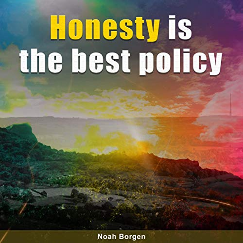 Honesty Is the Best Policy audiobook cover art