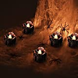 Prepárate con más de 20 decoraciones de Halloween para interiores 26