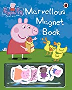 Join Peppa and George on an adventure in this Marvellous Magnet Book. Peppa and her little brother George are having fun doing their favourite things. Including going to the museum a birthday party and having a sunny summer holiday! Join in by readin...