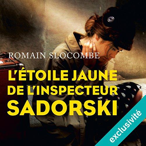 Couverture de L'étoile jaune de l'inspecteur Sadorski (Inspecteur Léon Sadorski 2)