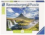 Ravensburger 19539 - Nature Edition Cascate di Kirkjufell Islanda Puzzle, 1000 Pezzi...