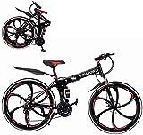 Best Foldable Bikes - 26in Mountain Bike, Foldable Mountain Bikes for Men Review