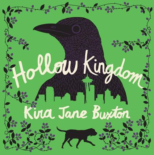 『Hollow Kingdom』のカバーアート