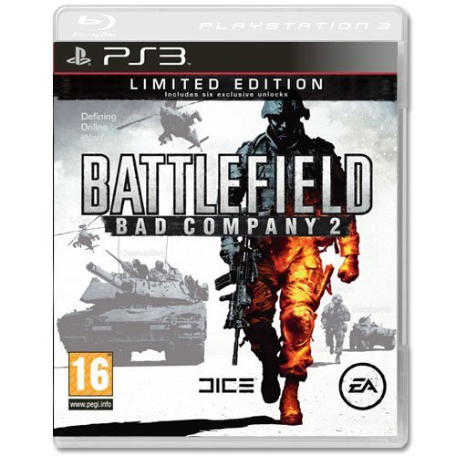 Battlefield Bad Company 2 Limited PS3 UK