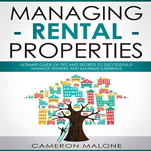 Managing Rental Properties audiobook cover art
