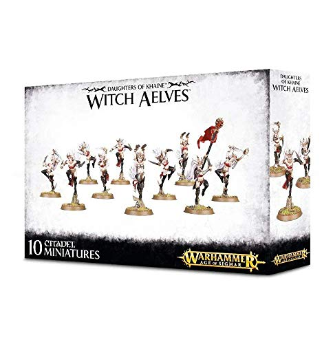 Games Workshop Warhammer AoS - Daughters of Khaine Witch Aelves