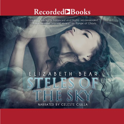 Steles of the Sky audiobook cover art