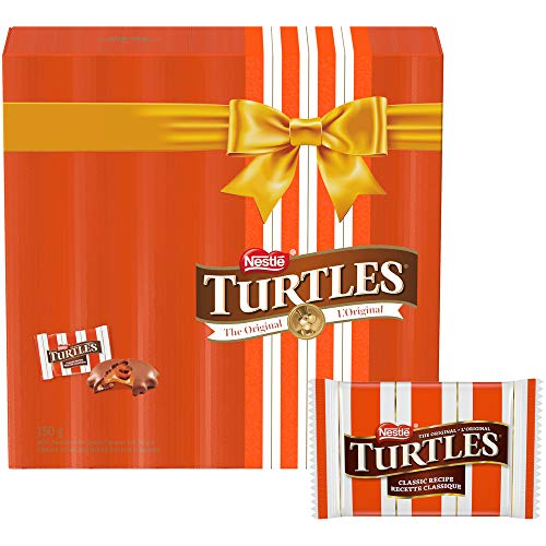 Nestlé Turtles Classic Recipe Chocolates Gift Box, 150 Grams