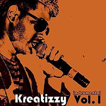 Kreatizzy Instrumental, Vol. 1